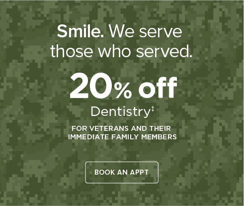 Layton Smiles Dentistry - Ask about our military discount
