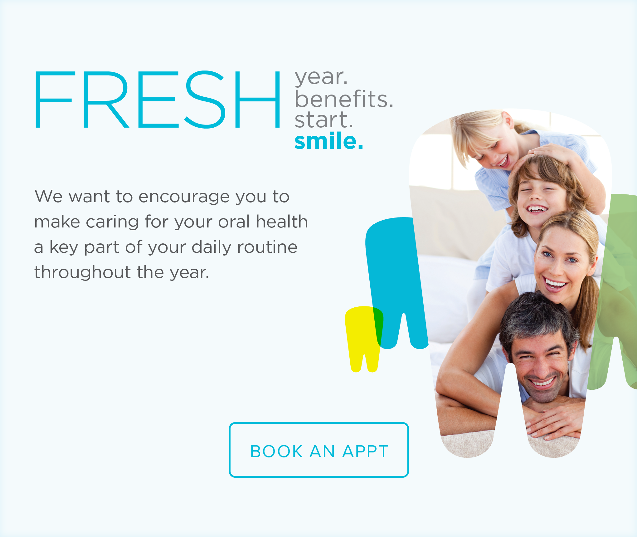 Layton Smiles Dentistry - Make the Most of Your Benefits